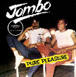 JOMBO - Pure Pleasure : LP
