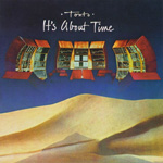 TONTO - It's About Time : CD