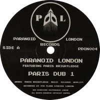 PARANOID LONDON - Paris Dub 1 / Live At The Warehouse Project 2008 : PARANOID LONDON (UK)
