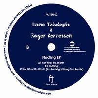 IVANO TETELEPTA & ROGER GERRESSEN - Floating EP : 12inch