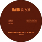 MARTIN BRODIN - Oh Yeah : 12inch