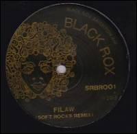SOFT ROCKS - Black Rox 1 : BLACK ROX (UK)
