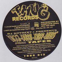 DJ SOTOFETT - Cozmic House EP : 12inch