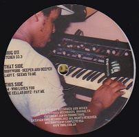 BEN 'COZMO D' CENAC - Cozmic House EP : THUG RECORDS (AUS)