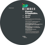 KOMON & APPLEBLIM - Gas Jam / Silencio : Apple Pips (UK)