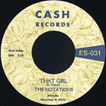 NOTATIONS - That Girl / I'm For Real : 7inch