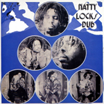 WINSTON EDWARDS - Natty Locks Dub : LP