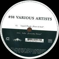 LIQUID PHONK / SELLO - Compost Black Label 98 : 12inch