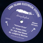 SVENGALISGHOST - Vicious Circle EP : 12inch
