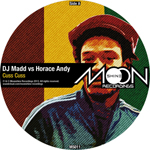 DJ MADD VS HORACE ANDY - Cuss Cuss : Moonshine Recordings (UK)