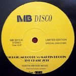GIORGIO MORODER VS. MARTIN BRODIN - The Chase 2011 Remixes : MB DISCO (SWE)