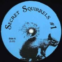 SECRET SQUIRREL - #1 : SECRET SQUIRREL (UK)