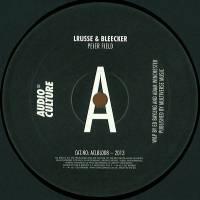 LRUSSE & BLEECKER - Peier Field EP : 12inch