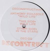ANTHONY PARASOLE - Wild Life : 12inch