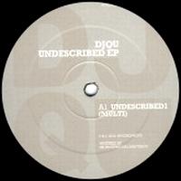 DJ QU - Undescribed EP : 12inch