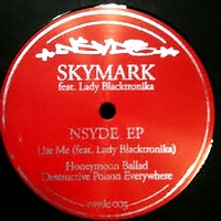 SKYMARK feat. LADY BLACKTRONIKA - NSYDE EP : 12inch