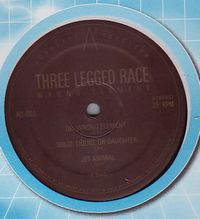 THREE LEGGED RACE - Wrong Element EP : ACOUSTIC DIVISION (US)