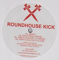 ROUNDHOUSE KICK - ARM1X : 12inch