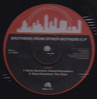 STEVE SUMMERS & NICK ANTHONY SIMONCINO - Brothers From Other Mothers EP : THUG RECORDS (AUS)