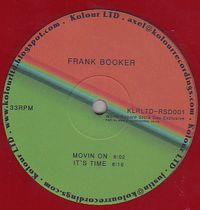 FRANK BOOKER / UGLY DRUMS & CHESNEY - It's Time / Soul To : 12inch