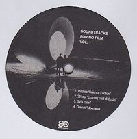 VARIOUS - Soundtracks For No Film Vol. 1 : 12inch