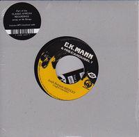 C.K MANN & HIS CAROUSEL 7 - Asafo Beesuon Medley : 7inch