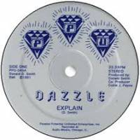 DAZZLE - Explain / C On The Funk / In The Disco : 12inch