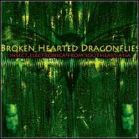TUCKER MARTINE - Brokenhearted Dragonflies: Insect Electronica From Southeast Asia : LP