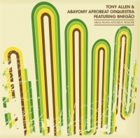 TONY ALLEN & ABAYOMY AFROBEAT ORQUESTRA - Meus Filhos Afrobeat Rework : 10inch