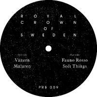 ROYAL CROWN OF SWEDEN - R.E.G.A.L.I.E.R, Repress : PROIBITO (US)