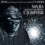 SUN RA - On Jupiter (Standard Edition) : LP