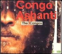 THE CONGOS - Congo Ashanti : BLOOD & FIRE (UK)