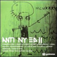 VA - Anti NY EP II : Gomma (GER)