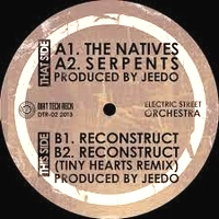 ELECTRIC STREET ORCHESTRA - THE NATIVES EP : 12inch