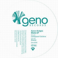 AARON HEDGES - Blasta EP : 12inch