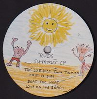 RVDS - Summer EP (With Tin Man) : 12inch