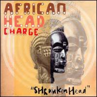 AFRICAN HEAD CHARGE - Skunken Head : 2LP