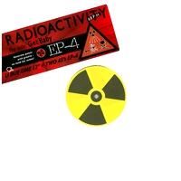 EP-4 - Radioactivity(68P.H.) / Get Baby : 12inch