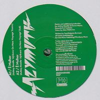 AZYMUTH - Aurora Remixed (Ashley Beedle- Opolopo Remixes) : 12inch