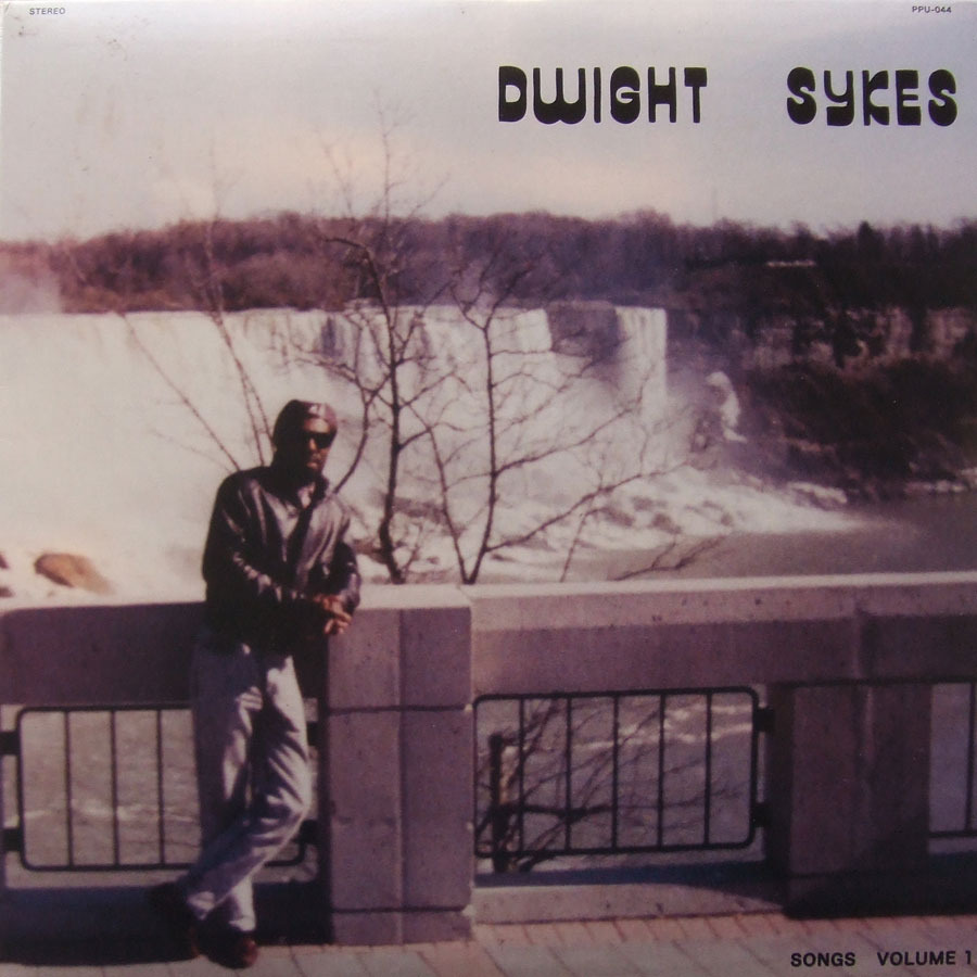 DWIGHT SYKES - Songs Volume 1 : LP