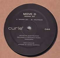 MOVE D - Wanna Do : 12inch