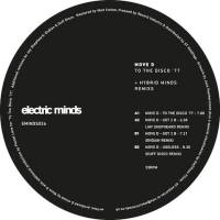 MOVE D - To The Disco '77 + Hybrid Minds Remixes : 12inch