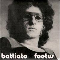 BATTIATO - Foetus : LP