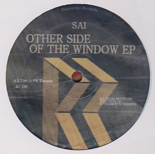 SAI - Other Side of Window EP : RAGRANGE (JPN)