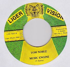 TOM NOBLE & MAX REX - Relax Your Mind : 7inch