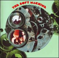 SOFT MACHINE - The Soft Machine : LP