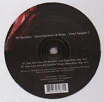 DJ SPRINKLES - Queerifications & Ruins Vinyl Sampler Pt. 2 : 12inch