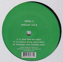 EDDIE C - Remixed Vol. 2 : 12inch