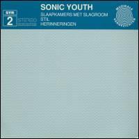 SONIC YOUTH - Slaapkamers Met Slagroom : LP