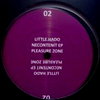LITTLE HADO - Necontenit EP : PLEASURE ZONE (GER)